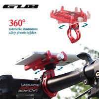 GUB PLUS 8 Rotatable Bike Mount Burglarproof Universal Anti Drop Out Cell Phone Bicycle Handlebar Motorcycle