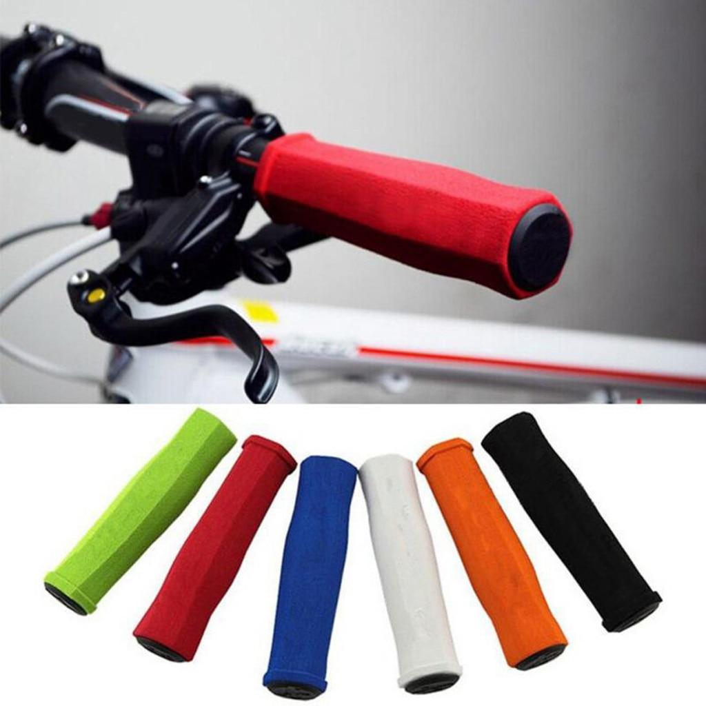 Cycling-Bicycle Foam Grips Bike Soft Comfortable Anti-Slip Sponge/'Handlebar NIU