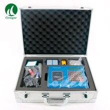 Новый TUF-2000P ультразвуковой расходомер жидкости с TM-1 Стандартный преобразователь цифровой расходомер DN50 ~ DN700mm с функцией печати