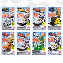 Bandai VooV הפיכת הצלת משטרת טרנספורטר הנדסת פלסטיק דגם רכב צעצוע מכוניות ילדים מתנה חדש