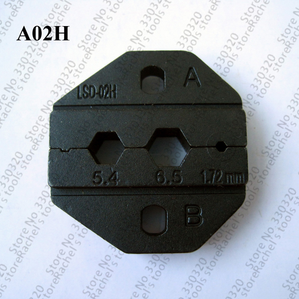 A02h Crimping Dies For Rg58,rg59,rg62 Coaxial Cable,fiber Optic Refreshment