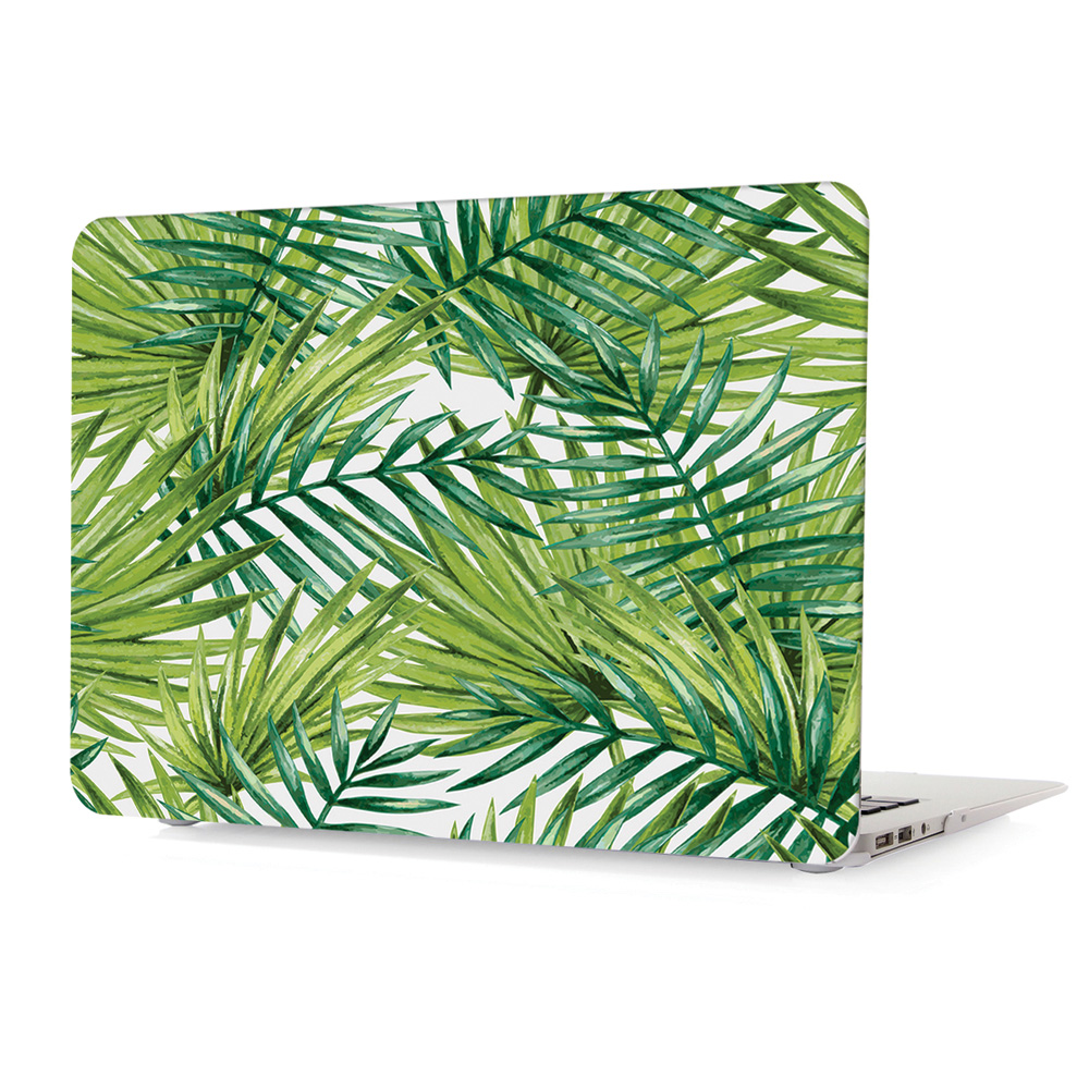 Tropical rainforest plant series Painting Case For Macbook Air 11 13Pro 15 Retina 12 Touch Bar 13 inch Colors Laptop Cover Shell in Laptop Bags Cases from Computer Office