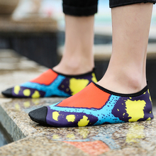 Summer Men Women Beach Diving Swimming Shoes Outdoor Loafers Slip-Ons Wading Water Shoes Scuba Snorkeling Socks Boots Zapatos