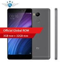 Original Xiaomi Redmi 4 Smartphone 3GB 32GB 5.0