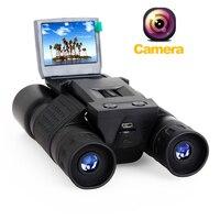 2 LCD Screen HD 720P USB Digital Camera Binocular Telescope 96m 1000m 12x32 Zoom Binoculars Telescope