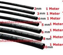 Каждый изоляции термоусадочные кабеля метр рукава трубки мм