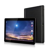 Dongpad 10 pouce 4G LTE Comprimés Octa base Android 6.0 32G ROM Double Cartes SIM 1920*1200 IPS WiFi GPS sans fil Bluetooth + cadeaux