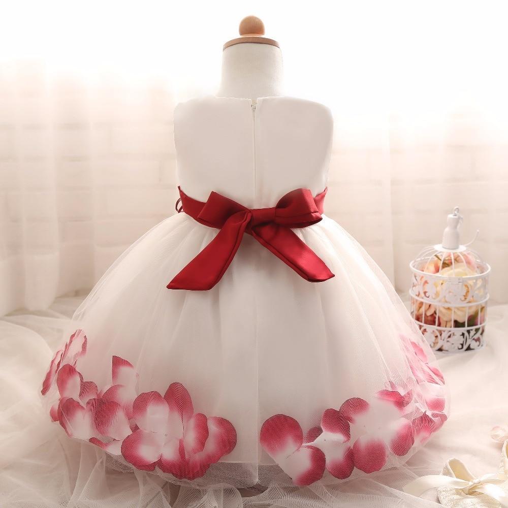 8f1491909bf0 ... year Birthday dresses Baptism newborn Girls clothing infant tutu dress  girl Clohtes. Sale! Flower-Baby-Girl-Dress-wedding-for-kids-1-