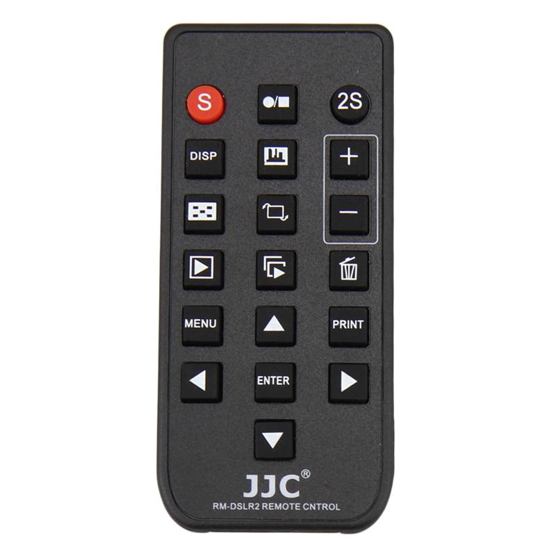 JJC wireless Remote Control for SONY NEX 7 6 5C 5R 5T A57 A77 II A7S