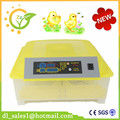 Новый Дизайн 48 Яйца Инкубатор Полностью Автоматическая Тернер Птицы Курица Утка Птица, Яйцо-Инкубатор