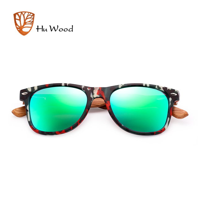 HU WOOD Wood Kids Sunglasses  1