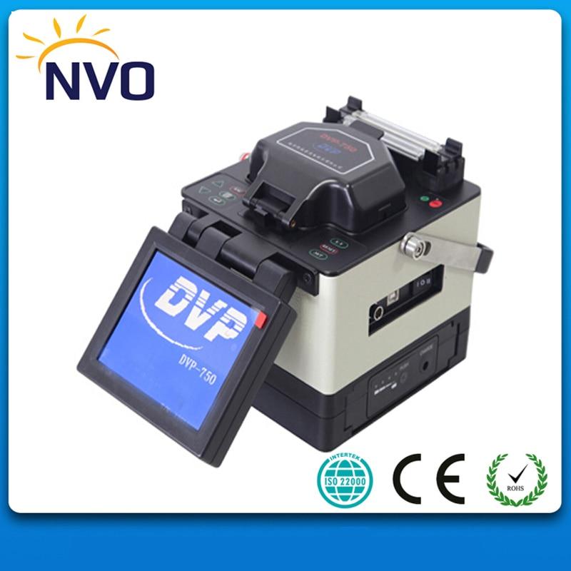DVP750 Épissurage Fiber Optique Fusion Épissage Machine
