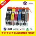 6X Compatible Ink Cartridge PGI770 CLI771 Ink  PIXMA MG7770 Printer Inkjet Cartridge 770PGBK
