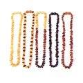 WinWinWin 35cm to 55cm Collar Ambar Baltico Bebe Unpolished Baltic Raw Beads Ambar Teething Necklace for Baby Women Jewelry Gift