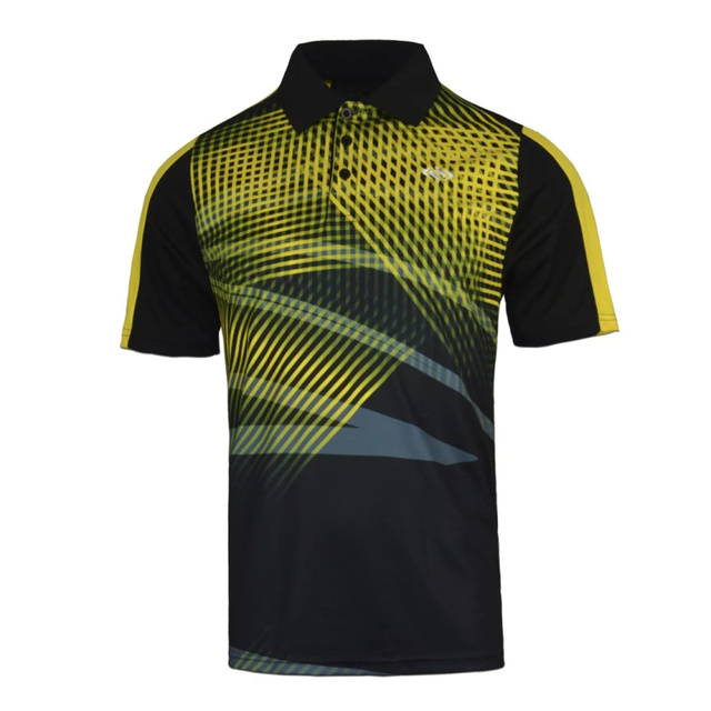 37a9d9dcfc2d US $13.3 |Men Tennis clothing male Run jogging Outdoor sports workout  badminton Quick dry t shirt Short Sleeve Table tennis polo clothes-in Table  ...