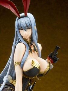 Image 5 - Ques Q Valkyria Chronicles Selvaria Bles Bunny Ver. PVC Action Figure Anime Sexy Girl Figure Giocattoli di Modello di Raccolta Regalo Bambola