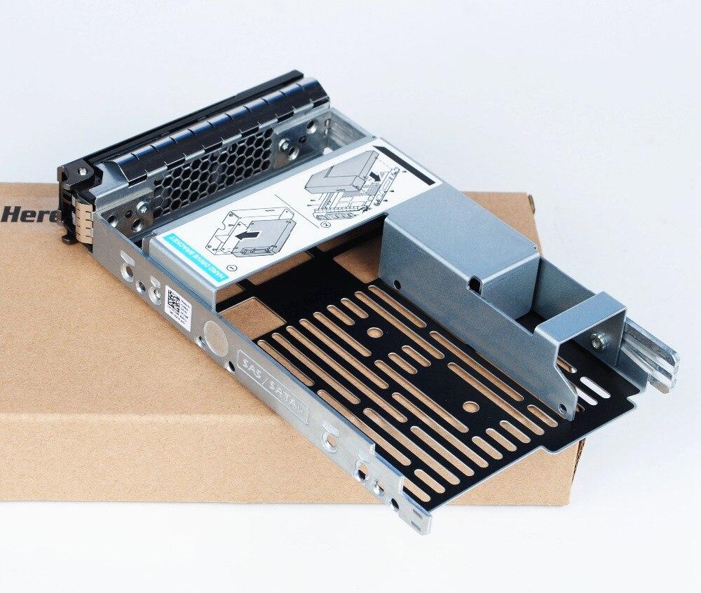 """Dell R730 R720 3.5/"""" to 2.5/"""" HDD Adapter Bracket 9W8C4 Y004G 4 F238F KG1CH Caddy"""