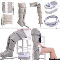 Instrument de relaxation de bras de jambe de taille de masseur de corps de Compression d'air de thérapie infrarouge favorisent le soulagement de douleur de Circulation de sang
