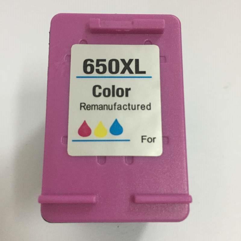 Einkshop-kompatibler Tintenpatronenersatz Für HP 650 650xl Deskjet - Büroelektronik - Foto 5