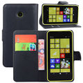 BrankBass Lumia 630 PU Leather Case For Nokia Lumia 630 Wallet Flip Cover With Card Slot