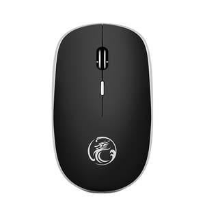 Imice Mouse-Quiet Silent Computer-Mouse-Gamer Notebook G-1600 Wireless-Mouse USB Battery