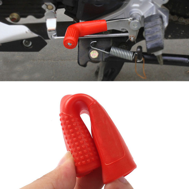 Motorcycle Gear Shift Lever Cover Rubber Sock Gear Shifter Boot Shoe
