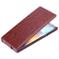 4 Colors New Top Quality For Samsung Galaxy Note 8 Vertical Open Flip Leather Cover Business