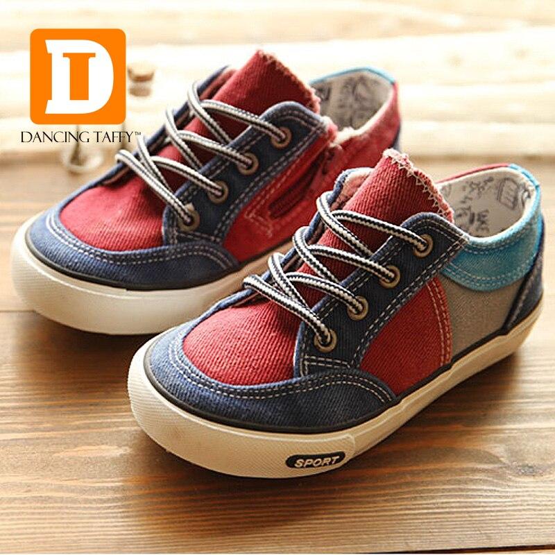 Aliexpress.com : Buy Children Shoes Boys & Girls Patchwork ...