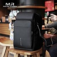 Mark Ryden Men Backpack Multifunction USB Charging 17 Inch Laptop Bag Large Capacity Waterproof Travel Bags For Men