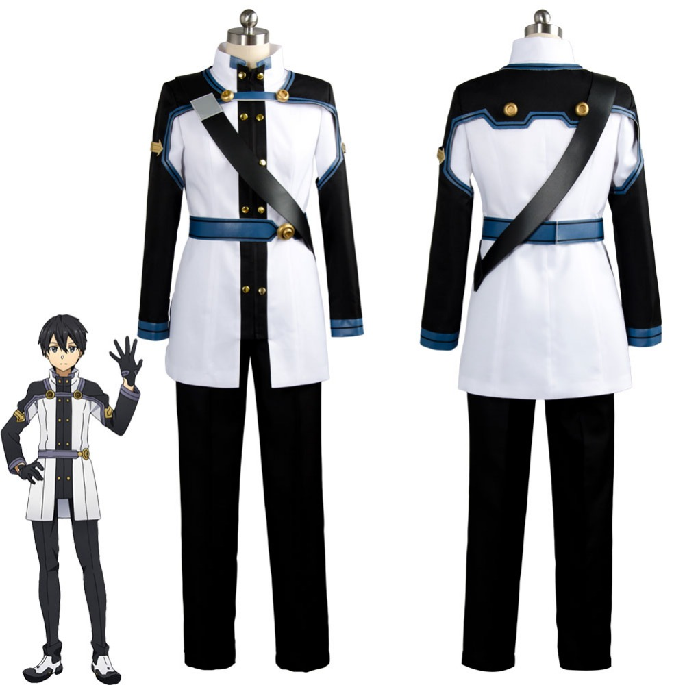 Kirito Ordinal Scale Cosplay