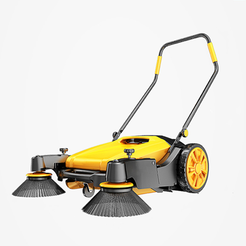 Eco-friendly Sweeper Broom without Power Hand Push Household Cleaner No Oil No Electricity Vassoura Magica Sweeping Machine