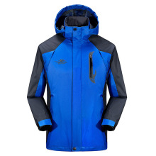 2016 New Man's Pizex Outdoor Waterproof Windproof Mountain Warm Coat Jacket Hiking Jacket Men Pizex Large Size Sportswear