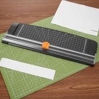 Портативный A4 Бумага машинки для стрижки линейка точность Бумага фото для скрапбукинга Стикеры этикетка режущие инструменты машина гильот...