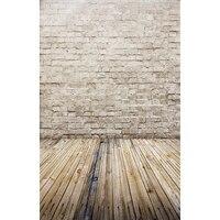 캔버스 사진 배경 두꺼운 방수 인쇄 된 벽돌 배경 사진 스튜디오 CM-5674