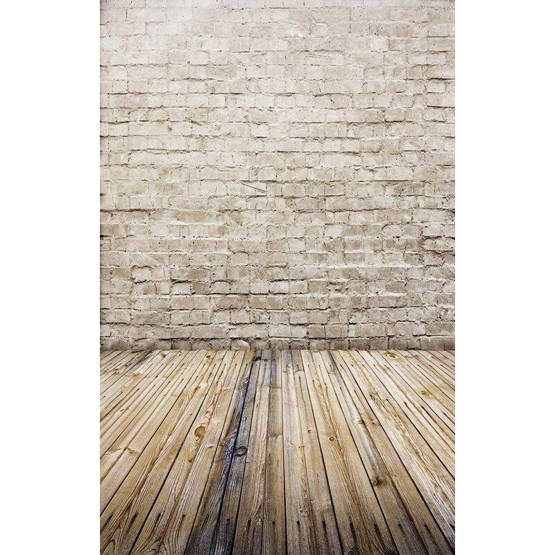 Toile Photographie Fond Épais Imperméable Imprimé Brique Arrière-Plans pour Photo Studio CM-5674