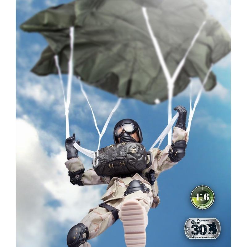 Figuras de acción del soldado de la paz del mundo 1/6 figuras de acción del modelo militar de juguete figura de anime juguetes para niños - 5
