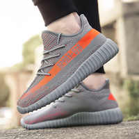 GOODRSSON Flyweather Casual Shoes For Men Women Trainers Sport Running Sneakers Male Shockproof Flat Lace-Up Footwear Zapatillas