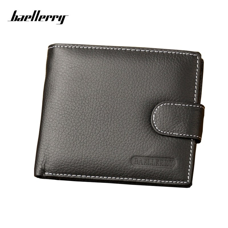Sale Wallet Men Leather Wallets Male Purse Money Credit Card Holder Case Coin Pocket Brand Design Money Billfold Maschio Clutch 2017 new top brand pu thin business id credit card holder wallets pocket case bank credit card package case card box porte carte