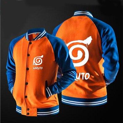 2018 new free shipping baseball jacket Naruto Uchiha Sasuke  jacket  no hat,The highest quality, USA size.