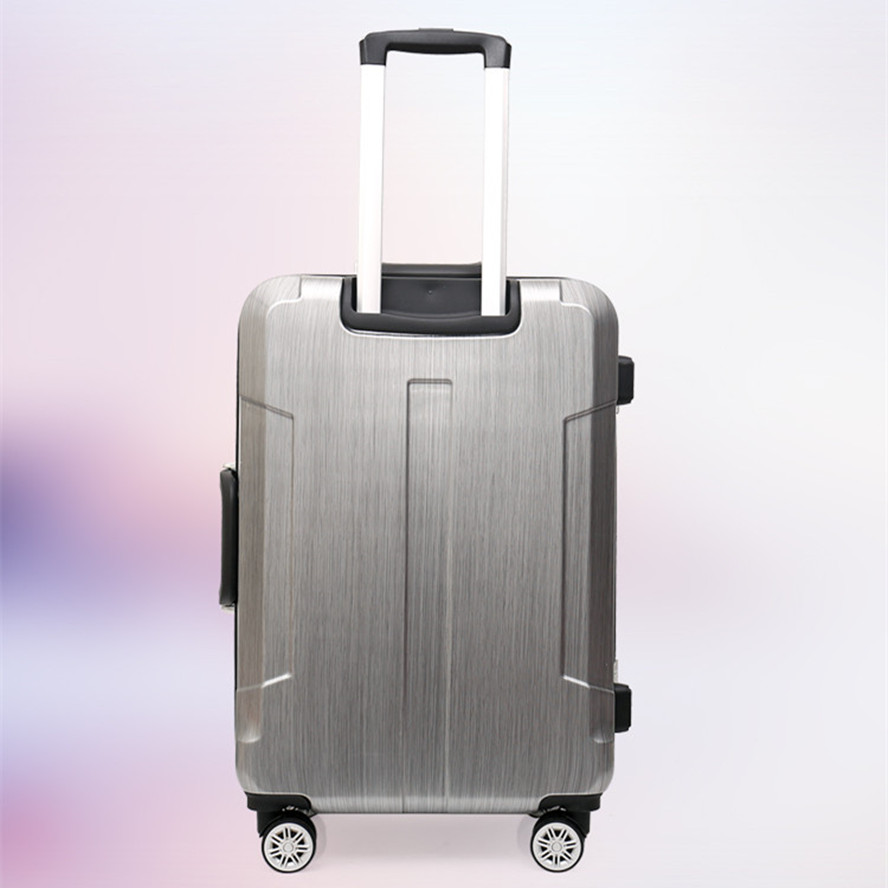 Aliexpress.com : Buy Top Quality Trolley Aluminum Frame Luggage Bags Storage  Box Suitcase Bag Men Travel Large Capacity PC Pull Rod Trunk Women From ...
