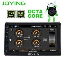 Радуясь 1 din 8 »сенсорный экран android 8,1 Авторадио Стерео bluetooth головное устройство аудиосистемы gps клейкие ленты регистраторы с carplay DSP 4 Гб оперативная память