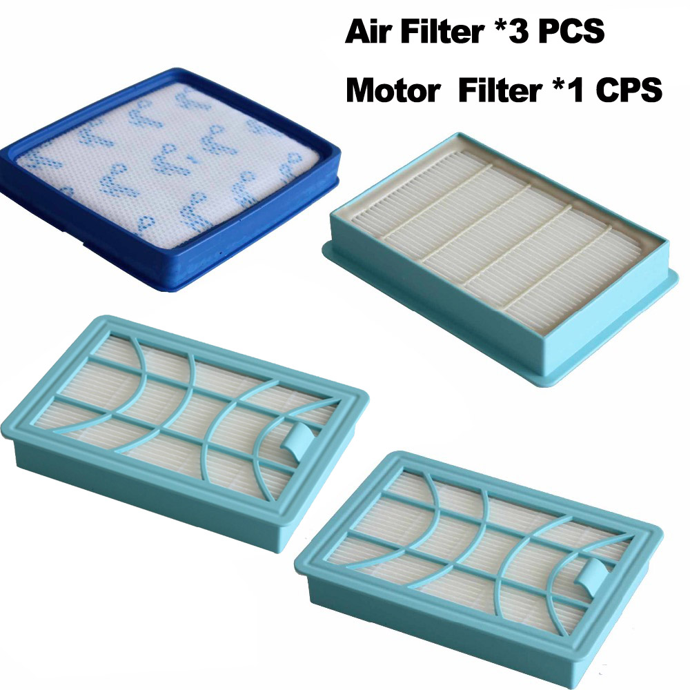 4-PACK Air filter HEPA post &pre-filter for Philips CP0616 FC9728 FC9730 FC9731 FC9732 FC9733 FC9734 FC9735 Vacuum filters ntnt free post new 3 pack hepa filter