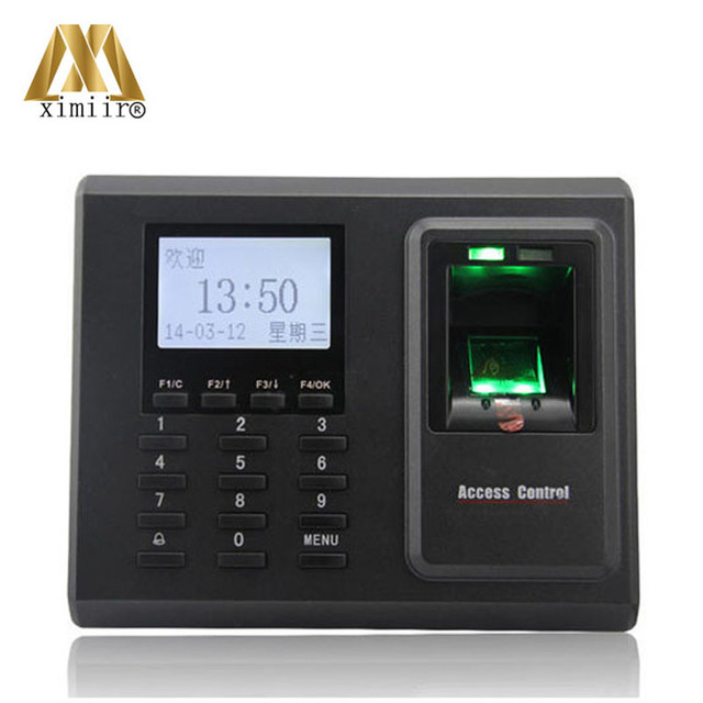 Tcp Ip Fingerprint Access Control And Time Attendance F2