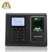 TCP /IP Fingerprint Access Control And Time Attendance F2 Fingerprint Door Entry System
