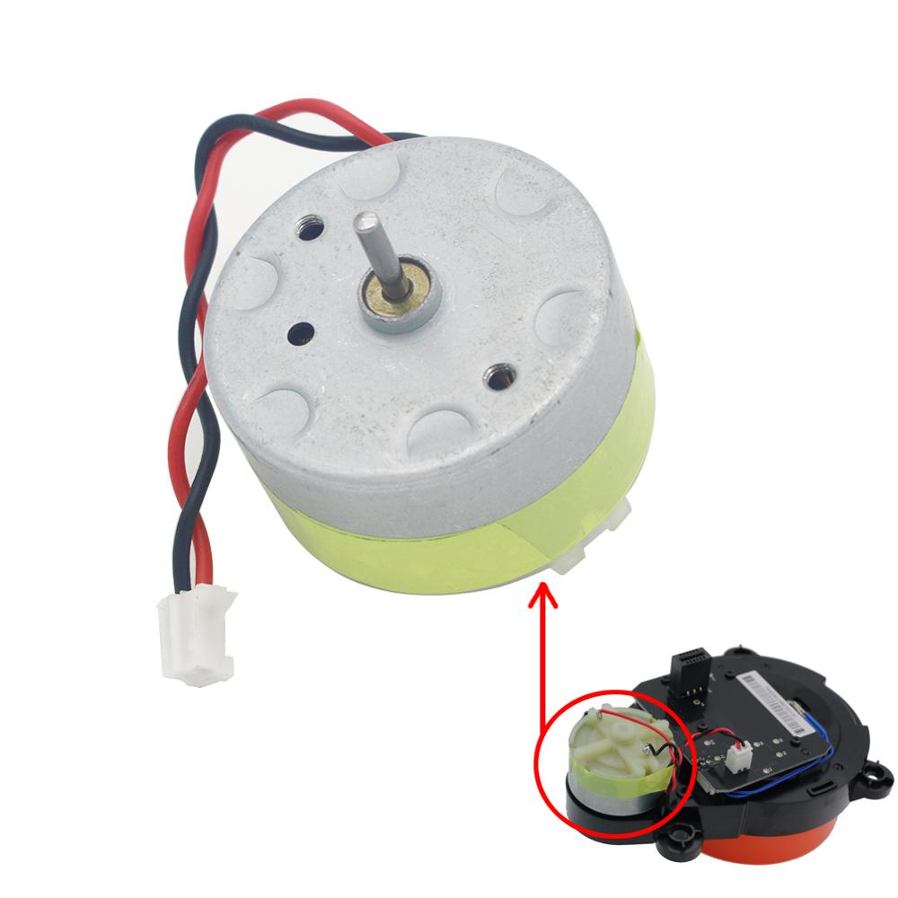 Gear Transmission Motor For XIAOMI 1st Mijia 2st Roborock S50 S51 S55 Robot Vacuum Cleaner Spare Parts Laser Distance Sensor LDS