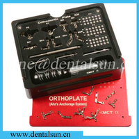 MCT Korea Professional orthodontic instruments AAS 01 Orthoplate Ahn's Anchorage System