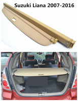 Car Rear Trunk Security Shield Cargo Cover For Suzuki Liana 2007 2016 High Quality Trunk Shade Security Cover