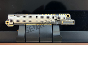 Image 2 - Original A1534 LCD NEW Screen Assembly Gold Sliver for Macbook 12 INCH 2015 2016 year MF855 MF856 EMC 2746