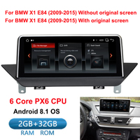 10.25 IPS Screen 6 core 2G+32G Android 8.1 car radio multimedia player for BMW X1 E84 2009 2015 with gps navigation