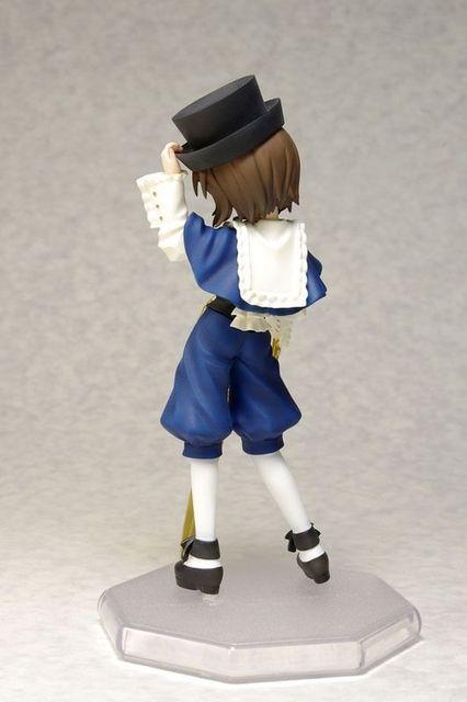 Аниме фигурка Rozen Maiden Souseiseki Lapislazuli strong, японская аниме-игрушка, ПВХ фигурка, полимерная коллекция, модель игрушки, подарки 6